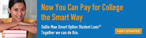 Sallie Mae Smart Option Student Loans